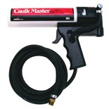 Weller Caulkmaster 1/10th Gallon Professional Air Powered Dispensing Gun, 10 Foot Hose, QC