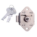 Lyon 7020 Locker Flat-Key Locks