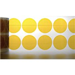 "Argon AT00375 KAPTON DISC 3/8"" 3/8"" PolyImide Discs, 2000/Roll"