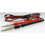 ILM Tool PB1 w/Alligator Clips PB1 Replacement Test Leads with Alligator Clips