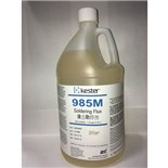 Kester 6300040985 985M Low-Solids No-Clean Flux, 1 Gallon