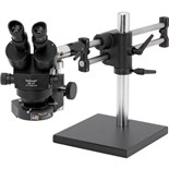 O.C. White TKSZ-LV2 ProZoom® 4.5 Stereo Zoom Microscope w/LED Ring Light