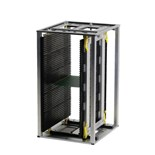Fancort B0103GN Adjustable Magazine Rack for BG, 320W x 355L x 563H (mm)