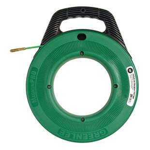 Greenlee Communications FTF540-50 FIBERGLASS 50' FISH CABLE GREENLEE