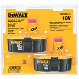 Dewalt DC9096-2 XRP 18V Extended Run Batteries (2)
