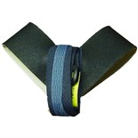 Static Solutions FG-7010B ESD-Safe Heel Grounder with D-Ring Buckel, Two Layer Rubber