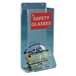 DPAK22911 Wall Dispenser for Safety Glasses