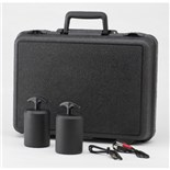 ACL 381 Foam-Lined Carrying Case with Two 5-Lb Probes and Test Leads