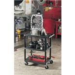 Luxor ALE34VN Service Utility Cart