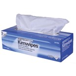 "Kimberly-Clark 34705 KIMTECH Science Kimwipes Delicate Task Wipes, 11.8"" x 11.8"", 119/Box"