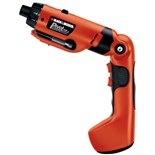 Black & Decker PD600 6V PivotPlus Rechargeable Drill and Screwdriver