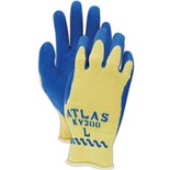 Showa KV300 ATLAS® Grip Cut-Resistant Gloves, Small, 12 Pair/Pkg.