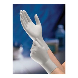 Kimberly-Clark 98186 KIMTECH PURE G5 Sterling Cleanroom Nitrile Gloves, Medium, 250/Pkg.