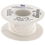 Alpha Wire 5852-100' 5852-100 WHITE 28AWG TEFLON CABLE