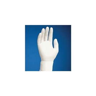 Kimberly-Clark 56864 KIMTECH PURE G5 Cleanroom Nitrile Gloves, White, Small, 100/Bag
