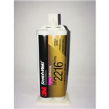 3M 2216 Scotch-Weld™ Epoxy Adhesive Gray, 1.45 fl oz/43 mL Duo-Pak Cartridge