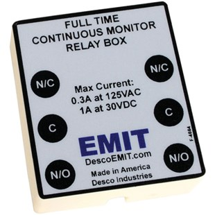 EMIT 50547 Relay Box, Full Time Continuous Monitor