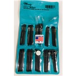 Central Tools 58-0277 Moody Metric Master Adapter Set 35 Pc