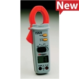 Megger DCM340-EN AC/DC Clamp Meter, 400 Ohms Resistance, 600V AC/DC Voltage, 600A AC/DC Current, 400Hz Frequency