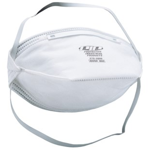 PIP 270-3000 N95 Particulate Respirator Face Mask, 20/Box