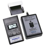 Desco 19493 Static Field Meter and Ionization Test Kit