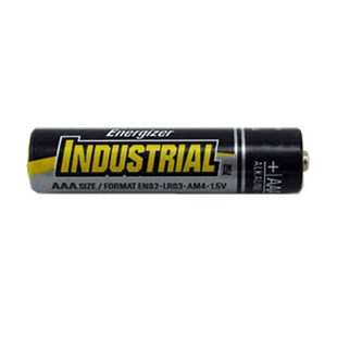 Eveready EN92 Energizer AAA Industrial Alkaline Battery