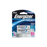 Eveready L91BP-2  Energizer Ultimate Lithium AA Batteries, 2/Pkg