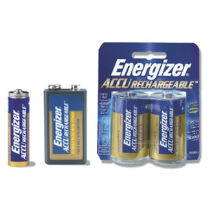 Stanley Supply & Services Energizer®ACCU  Rechargeable™ NiMH Batteries