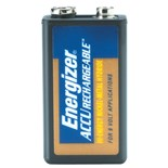 Eveready NH22NBP 9V Rechargeable Batteries, 1/pk.