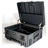 Jensen Tools 910-2TH022310 Roto Rugged® Horizontal Wheeled Case