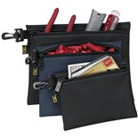 Custom Leather Craft CLC1100 Multi Purpose Bag Set, 3 Pcs