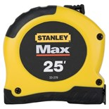 Stanley 33-279 Max® Tape Measure, 25'