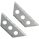 Jonard Tools FOD-RB25 Replacement Blades 25/pk for FOD-2000