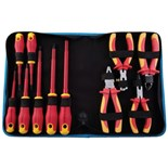 Jonard Tools TK-110INS 11 Piece Insulated Tool Kit