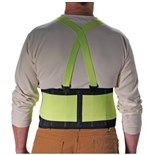 PIP 290-550 Hi-Vis Back Support, X-Large