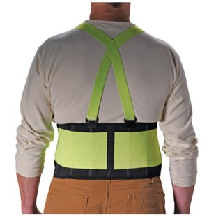 PIP 290-550 Hi-Vis Back Support, Large