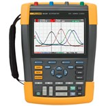 Fluke 190-204/S 200 MHz, 4 Channel Color ScopeMeter with SCC290 Kit