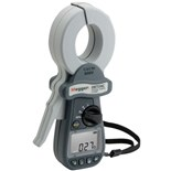 Megger DET24C Digital Earth/Ground Resistance Test Clamp-On Meter with Software