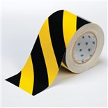 "Brady 104377 ToughStripe™ Floor Marking Tape, 4"" x 100'"