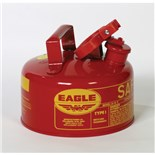 Eagle UI-10-S Type-I Flammable Safety Can, 1 Gallon