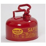 Eagle UI-20-S Type-I Flammable Safety Can, 2 Gallon