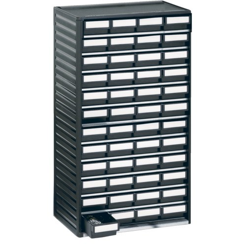 Treston 551 4ESD ESD Small Parts Cabinet W/ 48 Drawers