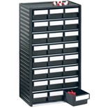 Treston 554-4ESD ESD Small Parts Cabinet w/ 24 Drawers
