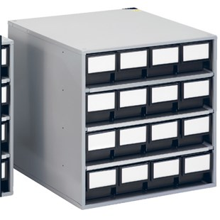 Treston 1640ESD ESD-Safe Parts Cabinet with 16 Drawers