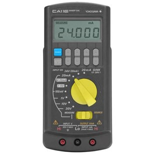 Yokogawa CA11E-1 Voltage/Current Calibrator with Carrying Case