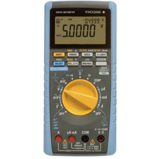 Yokogawa TY720 Digital Multimeter, Logging-Mode Memory 10,000 Data