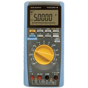 Yokogawa TY710 Digital Multimeter, Logging-Mode Memory 1,000 Data