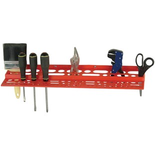 Quantum Storage Systems TR-96 Surface Mountable Tool Holder Rack
