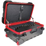 Chicago Case Company RMSLCART Mil-Style Slim Line Rugged Tool Case w/ Pallets, 20-3/4 x 12-1/4 x 11""