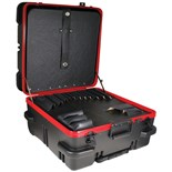 Chicago Case Company RMMST19CART Military Style Square Rugged Tool Case with Pallets